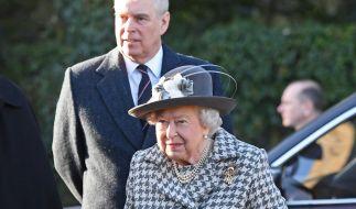 Prinz Andrew hat die Sympathien vieler Royals verspielt. Auch die seiner Eltern? (Foto)