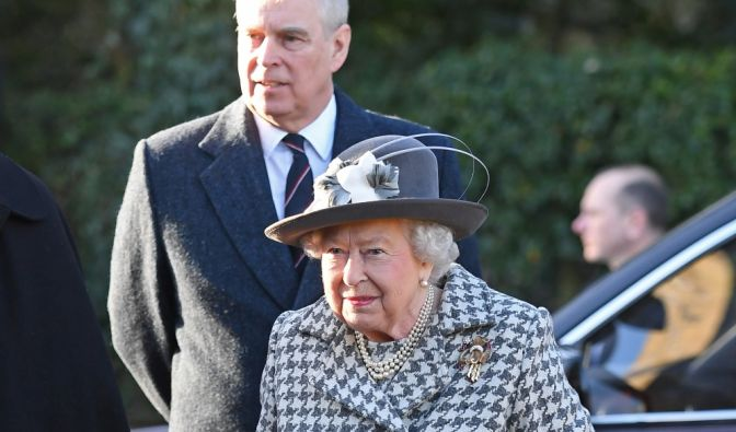 Prinz Andrew wird 61