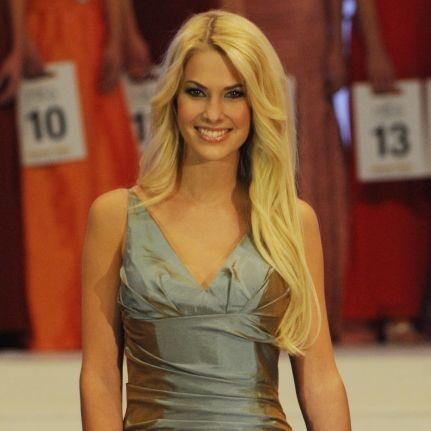 """""""Hot!"""" Ehemalige Miss Germany heizt Fans in Hotpants ein (Foto)"""