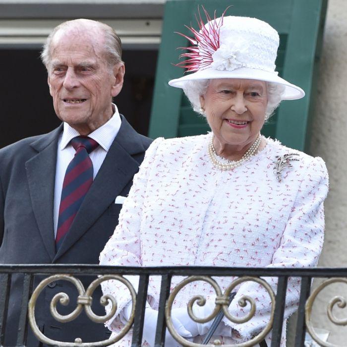 Prinzgemahl hinterlässt Geheim-Botschaft für Queen Elizabeth II. (Foto)
