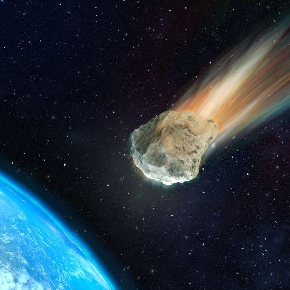 Gigantische Weltraum-Brocken im Anflug! Droht der Erde eine Kollision? (Foto)