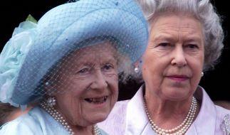 Queen Elizabeth II. könnte schon in Kürze einen Familienrekord von Queen Mum brechen. (Foto)