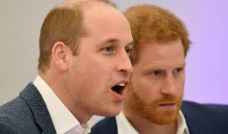 Prinz William ist von dem Verhalten seines jüngeren Bruders Prinz Harry alles andere als begeistert. (Foto)