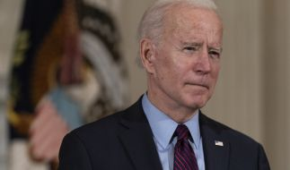 Joe Biden sprach in einem früheren Interview über seine Verhaftung im Alter von 21 Jahren. (Foto)