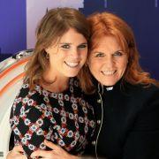 Oma Sarah plaudert Details über Prinzessin Eugenies Baby aus (Foto)