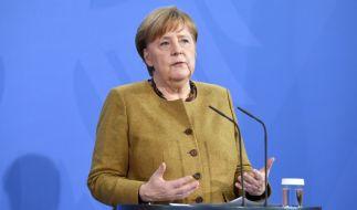 Bundeskanzlerin Angela Merkel (CDU) soll für einen Öffnungsplan in vier Schritten plädieren. (Foto)