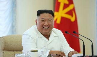 Kim Jong-un soll bereits seit Monaten heimlich Uran anreichern. (Foto)