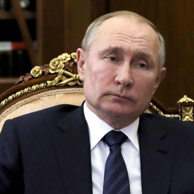 Folter-Hölle! So brutal lässt Putin Häftlinge misshandeln (Foto)