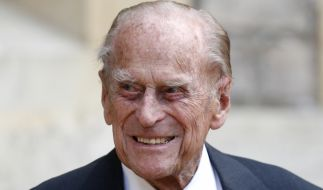 Wie geht es Prinz Philip wirklich? (Foto)