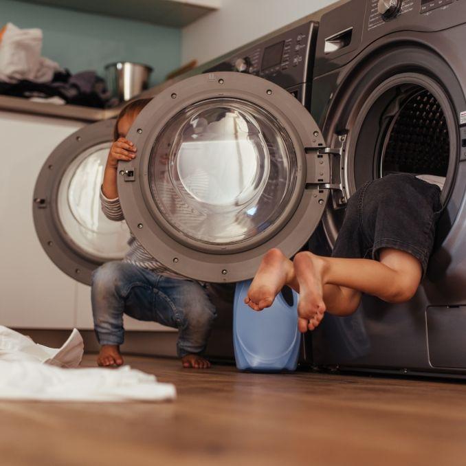 Vorschulkind leblos in Waschmaschine aufgefunden (Foto)