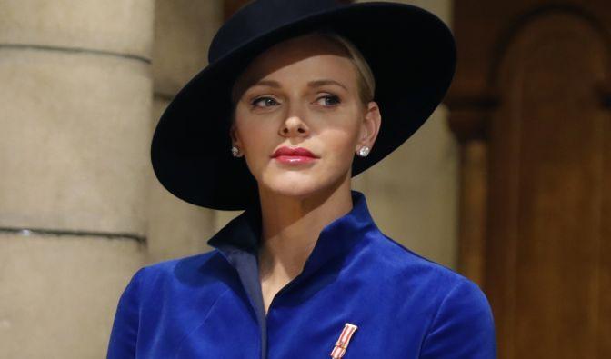 Charlène von Monaco privat