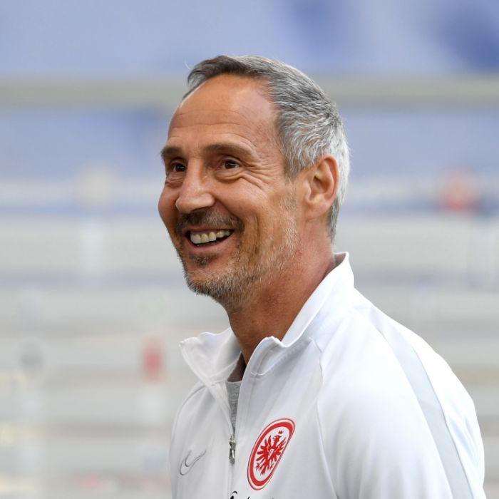 Als Spieler- und Familienvater - So lebt Gladbachs Cheftrainer (Foto)