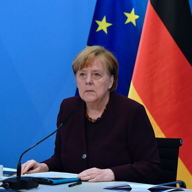 Lockdown-Ende! DAS ist Merkels Öffnungsstrategie (Foto)