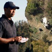 Schwere Verletzungen nach Horror-Crash! Golfprofi hätte sterben können (Foto)