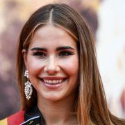 Unterwäsche-Kracher! Schwangere Miss Germany präsentiert Babybauch (Foto)