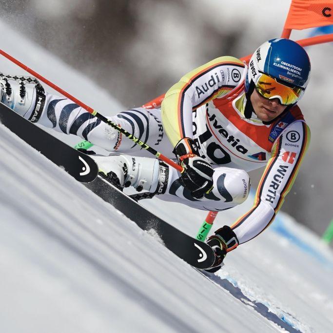 Deutsche Ski-Asse enttäuschen beim Riesenslalom - Faivre siegt (Foto)