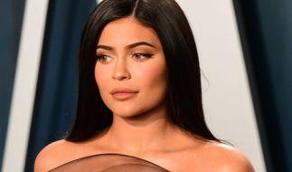 Kylie Jenner lässt die Fans im Netz einmal mehr ausflippen. (Foto)