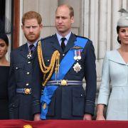 """Einfach """"schwach""""! Royals sind entsetzt über Harry und Meghan (Foto)"""