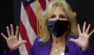 Jill Biden gibt Tipps für eine Scheidung. (Foto)