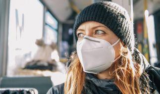 FFP2-Masken müssen eng anliegen. Nur dann bieten sich den erhofften hohen Schutz. (Foto)