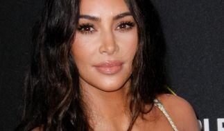 Bei Kim Kardashian geht die Sonne auf. (Foto)