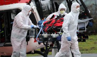 Die Sorge vor einer dritten Welle in der Corona-Pandemie lässt Intensivmediziner eine schlimme Rechnung aufmachen. (Foto)