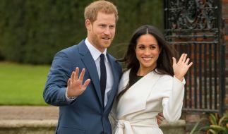 Herzogin Meghan und Prinz Harry erwarten ein Baby. Royal-Fans wollen nun das Geschlecht von Baby Sussex erraten haben (Foto)