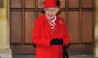 Queen Elizabeth II. möchte der britischen Bevölkerung in Puncto Corona-Schutzimpfung Mut zusprechen. (Foto)