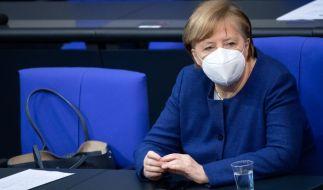 Bundeskanzlerin Angela Merkel warnt vor zu frühen Öffnungen. (Foto)