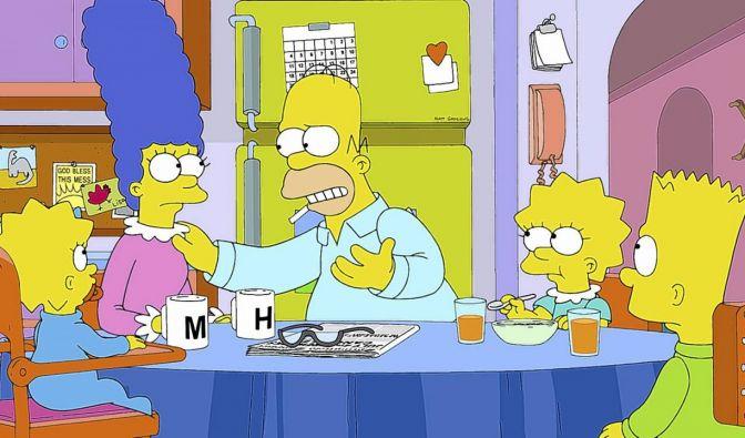 """""""Die Simpsons"""" am Samstag verpasst?"""