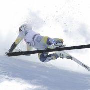Horror-Sturz beim Super G! Lange Pause für norwegische Skirennfahrerin (Foto)