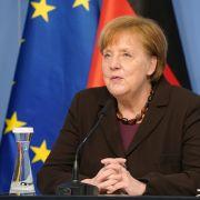 So sehen Sie das Corona-Update von Angela Merkel live (Foto)