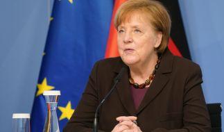 Wann und wo gibt es die Pressekonferenz von Angela Merkel nach dem Corona-Gipfel live zu sehen? (Foto)