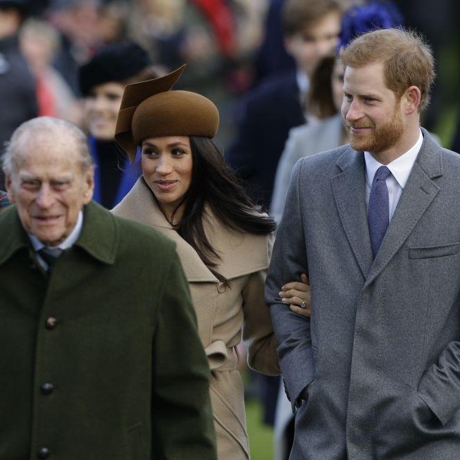 Ist ihr Prinz Philip völlig egal? Herzogin Meghan im Netz fies beschimpft (Foto)