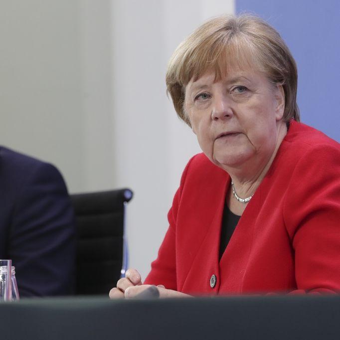 Lockdown bis 28. März verlängert! DAS plant Kanzlerin Merkel (Foto)