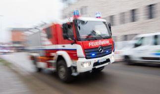 Nach einer Explosion in Notorf (Schleswig-Holstein) stand ein Wohnhaus in Brand - von der 54-jährigen Bewohnerin fehlt jede Spur (Symbolbild). (Foto)