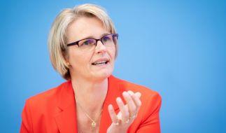 Anja Karliczek (CDU) ist seit 2018 Bundesministerin für Bildung und Forschung. (Foto)