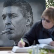 Letzte Ruhestätte: Fußball-Legendein aller Stille beigesetzt (Foto)
