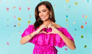 Welchen Couples Moderatorin Jana Ina Zarrella wohl dieses Mal dabei zuschauen kann, wie sie sich verlieben? (Foto)