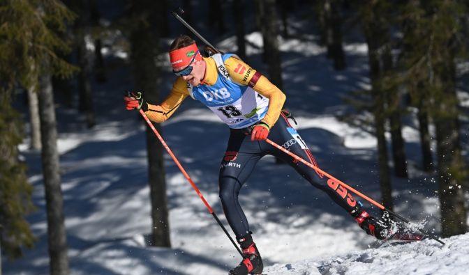 Biathlon Weltcup Ergebnisse aus Östersund