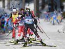Biathlon Weltcup 2020/21 in Östersund