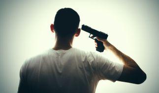 Ein Polizist hat sich auf der Wache erschossen. (Symbolfoto) (Foto)