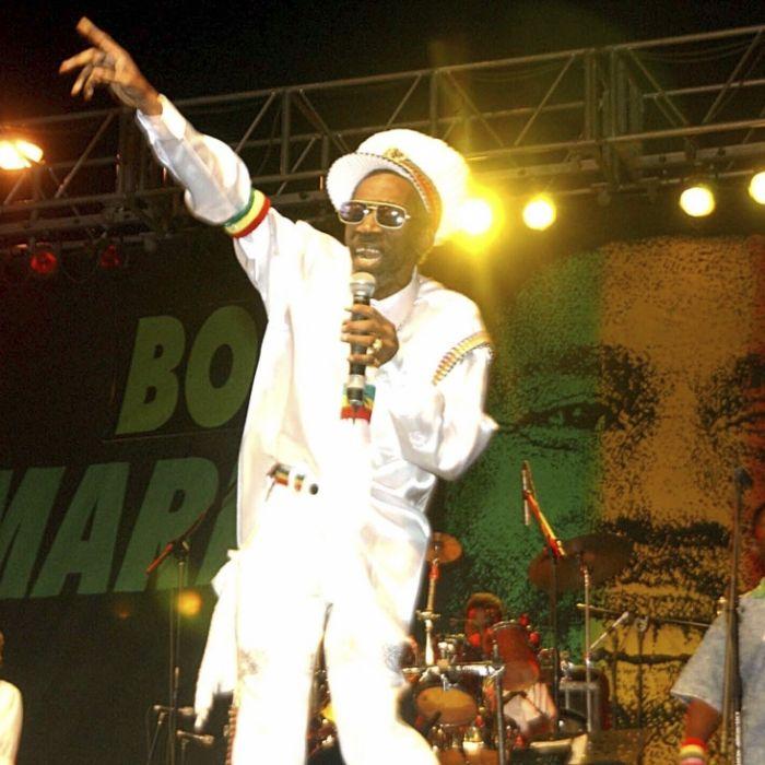 Reggae-Star Bunny Wailer stirbt in Klinik nach Schlaganfällen (Foto)