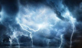 Meteorologen warnen vor Kaltluftgewittern. (Foto)