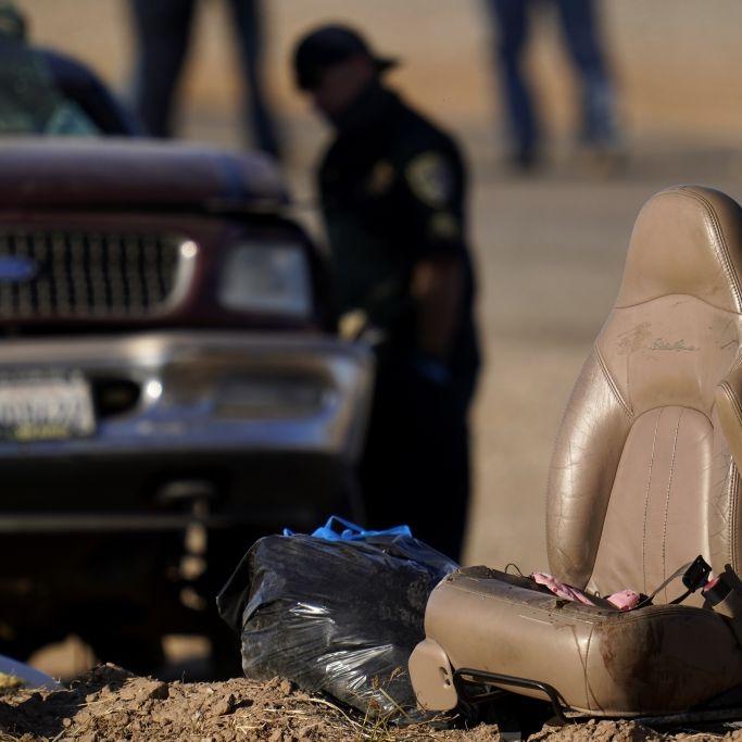 Lkw kracht in Geländewagen! Mindestens 13 Todesopfer nach Horror-Crash (Foto)