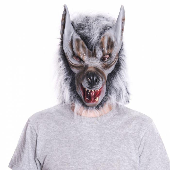 Wolfsmasken-Mann missbraucht Kind - Prozessbeginn bringt Schreckliches zutage (Foto)