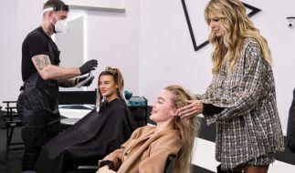"""In Folge fünf von """"Germany's Next Topmodel"""" steht das große Umstyling für die Kandidatinnen an (Foto)"""