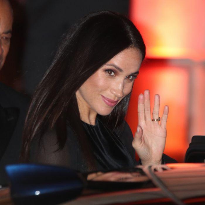 Wollte Herzogin Meghan schon vor Jahren über die Royals auspacken? (Foto)