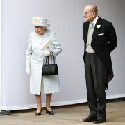 Trennung unausweichlich!Queen Elizabeth II. wird zurückgelassen (Foto)