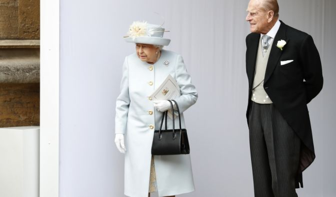 Prinz Philip verlässt Windsor